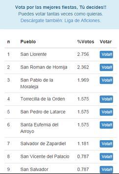 Mejores Fiestas Valladolid apk screenshot