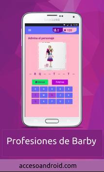 Barby professions screenshot 6