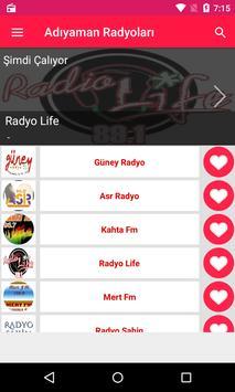 Adıyaman Radyo Muzik screenshot 1