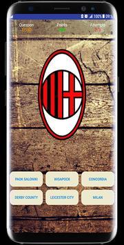 Guess: Soccer Clubs Logo screenshot 4