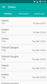 Lokacart Admin App apk screenshot