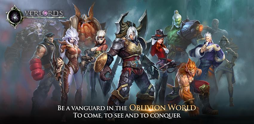 APK Overlords of Oblivion