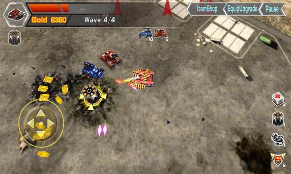 Ultra Tank Battle 3D poster