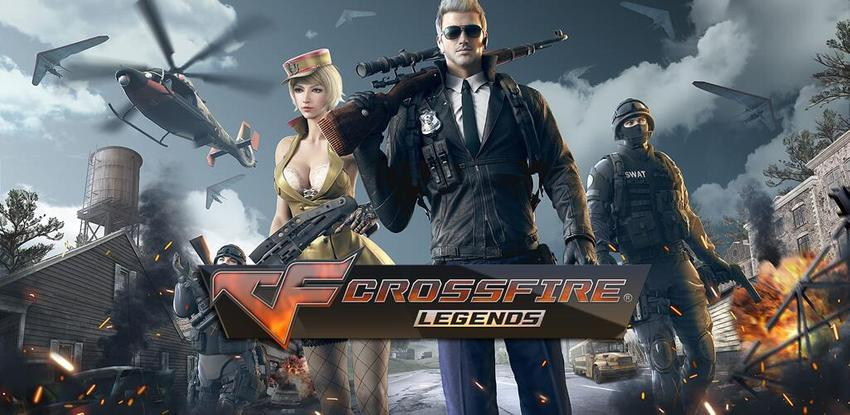 Crossfire:legends APK