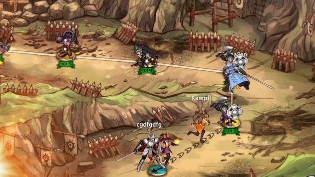キングスレイド screenshot 3