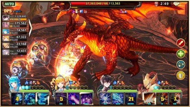 キングスレイド screenshot 2