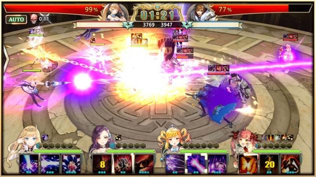 キングスレイド screenshot 1