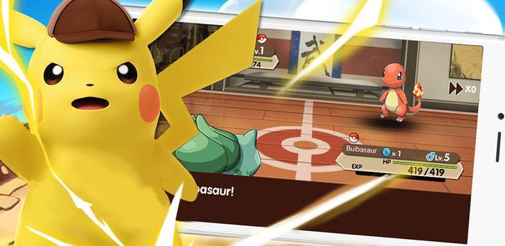 New Pokémon Mobile Game Cartaz