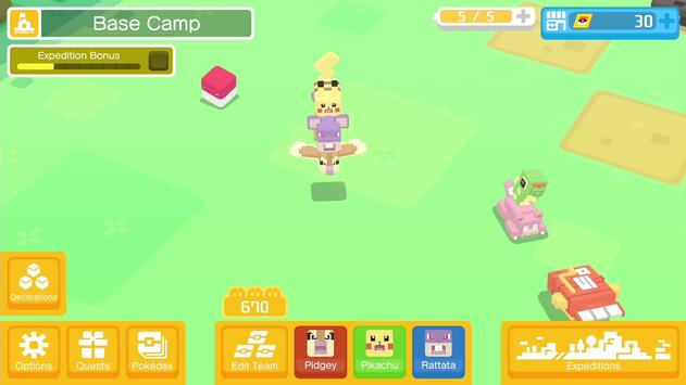 Pokemon Quest screenshot 8
