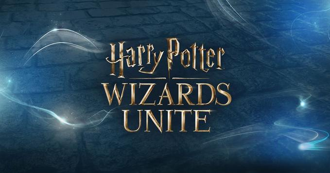 Harry Potter Wizard Unite poster