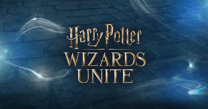 Harry Potter Wizard Unite poster