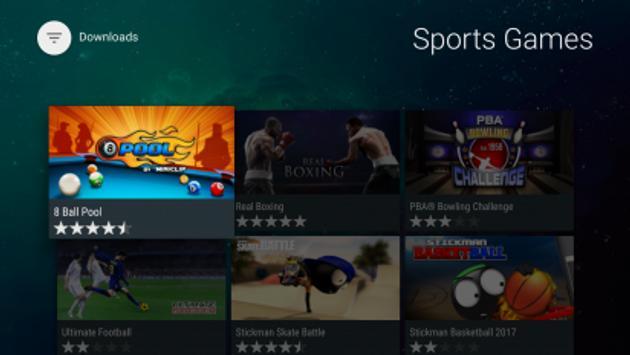 Aptoide TV screenshot 4