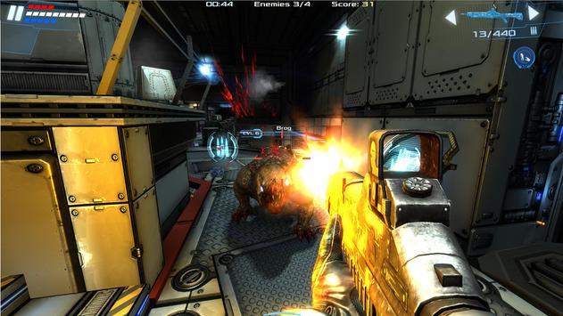 Shadowgun War Games स्क्रीनशॉट 2