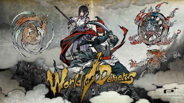 World of Demons poster