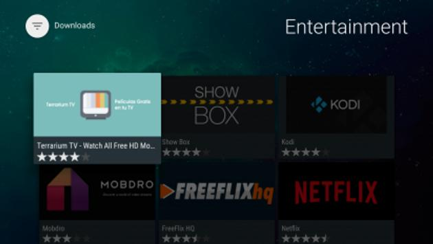 Aptoide TV for Android - APK Download