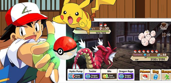best pokemon games download apk