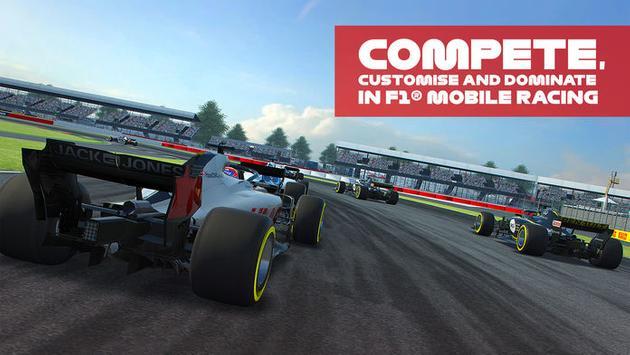 F1 Mobile Racing 截图 4