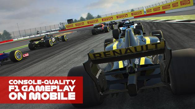 F1 Mobile Racing स्क्रीनशॉट 2