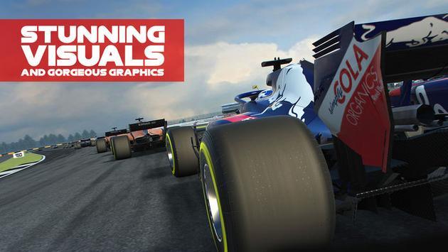 F1 Mobile Racing स्क्रीनशॉट 3