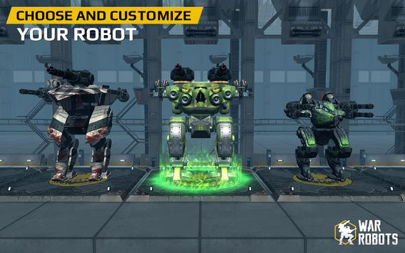 War Robots for APKPure 截图 1