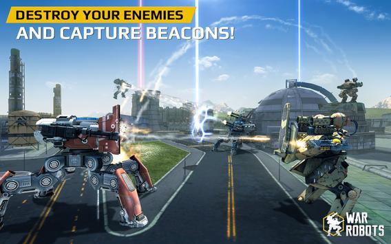War Robots for APKPure screenshot 2