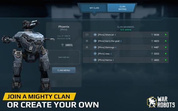 War Robots for APKPure Screenshot 4