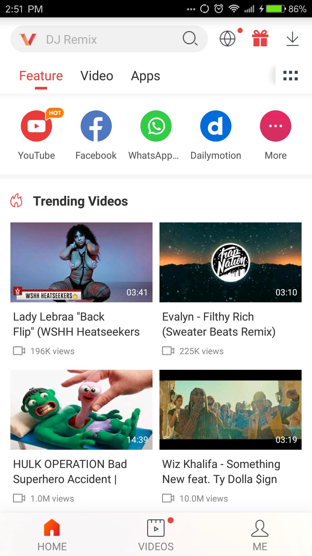 vidmate youtube video downloader apk