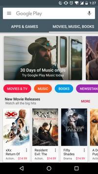 Google Play Store imagem de tela 2