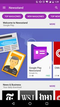 Google Play Store captura de pantalla 3