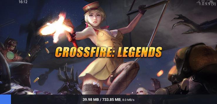 CrossFire: Legends Installer poster
