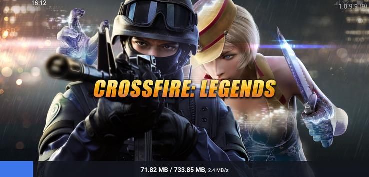 CrossFire: Legends Installer screenshot 1