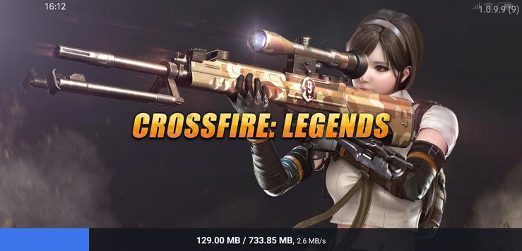 CrossFire: Legends Installer screenshot 2