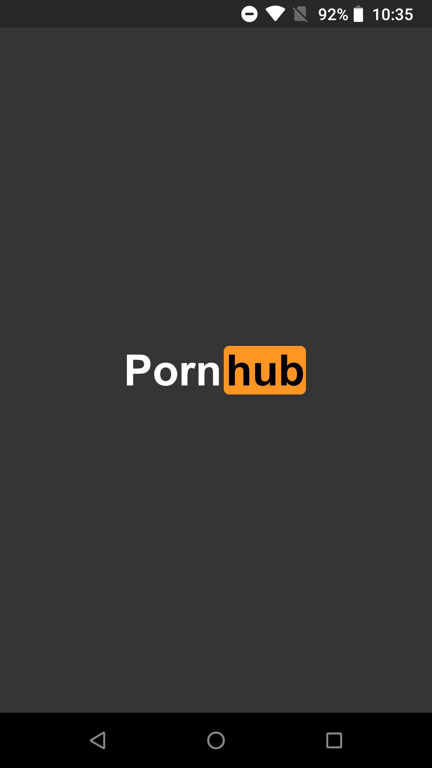 Application Porn pornhub for android - apk download