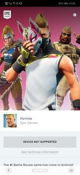 Fortnite Installer screenshot 1
