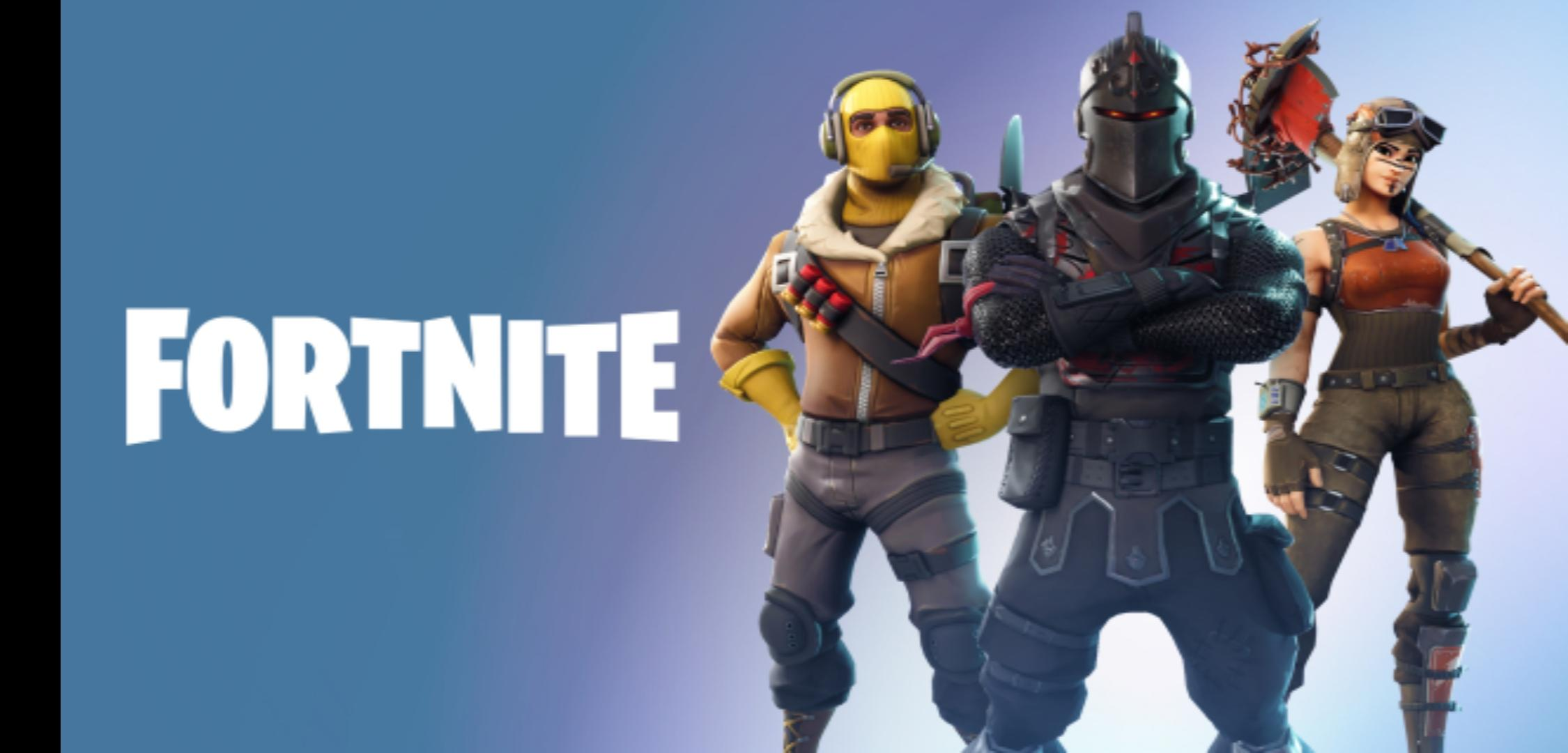 Fortnite - Battle Royale for Android - APK Download