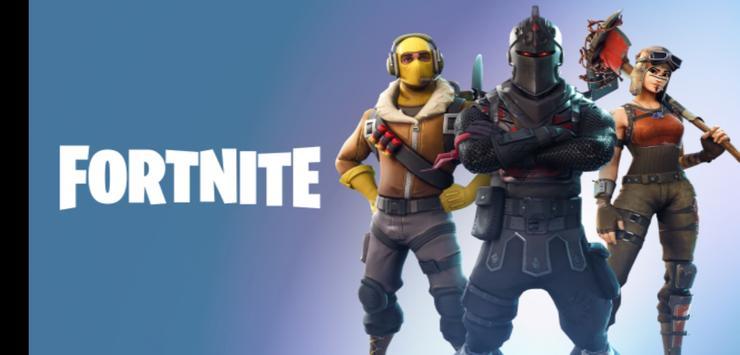 Fortnite - Battle Royale Affiche