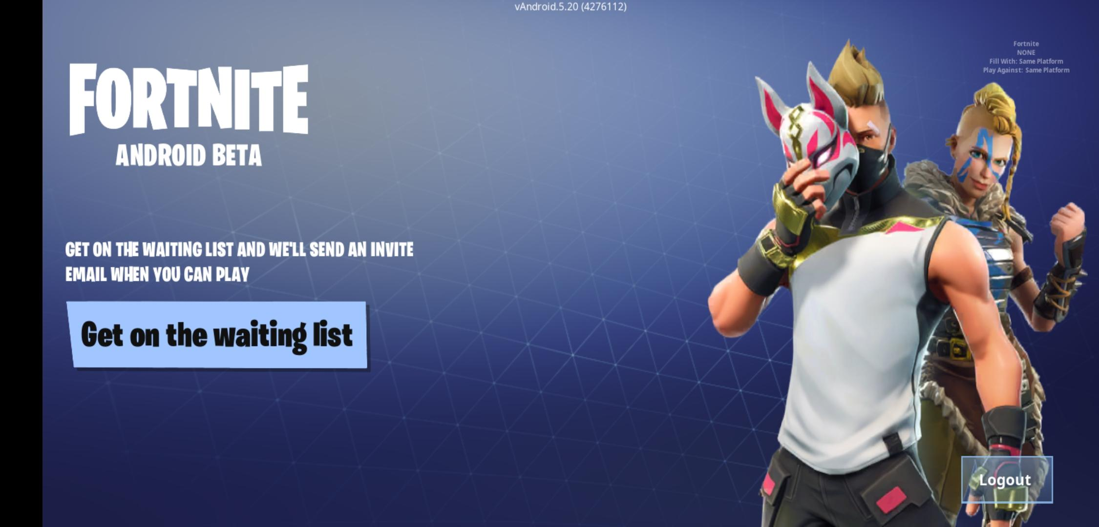 fortnite download for realme 1