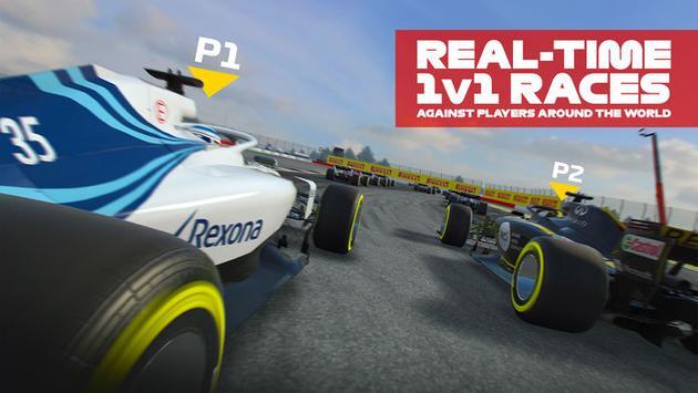 F1 Mobile Racing 截图 1