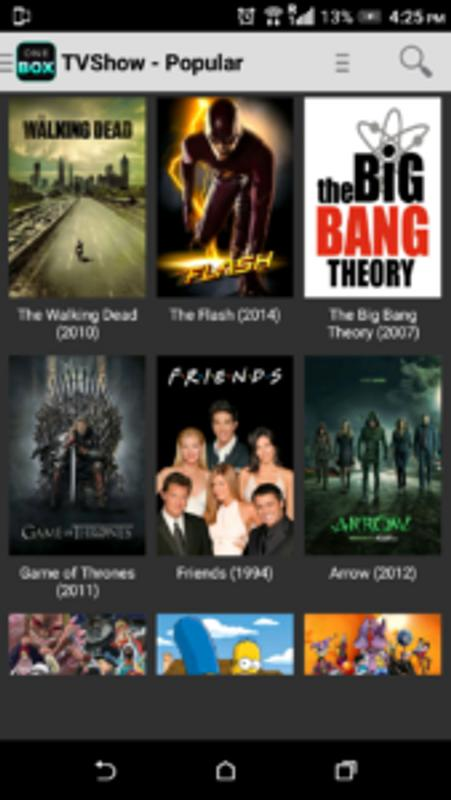 OneBox HD for Android - APK Do...