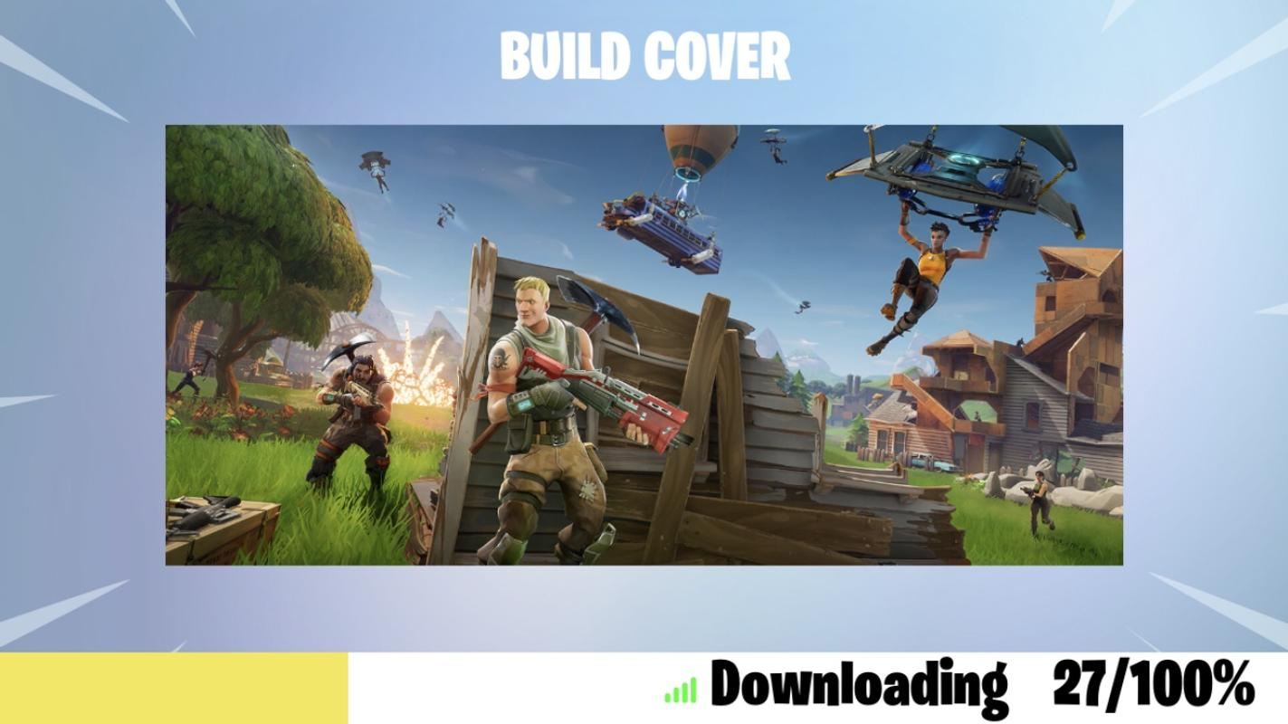 Download Fortnite Mobile - Battle Royale APK : Bangun Dan Hancurkan Musuhmu