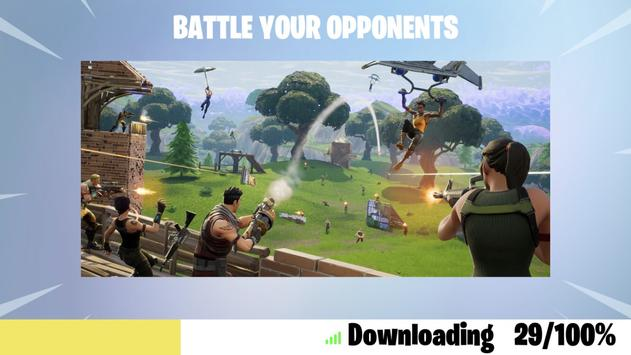 Fortnite - Battle Royale poster