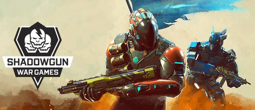 Shadowgun War Games स्क्रीनशॉट 3