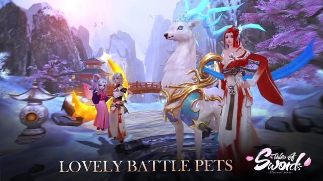 Tale of Swords:Eternal Love screenshot 3