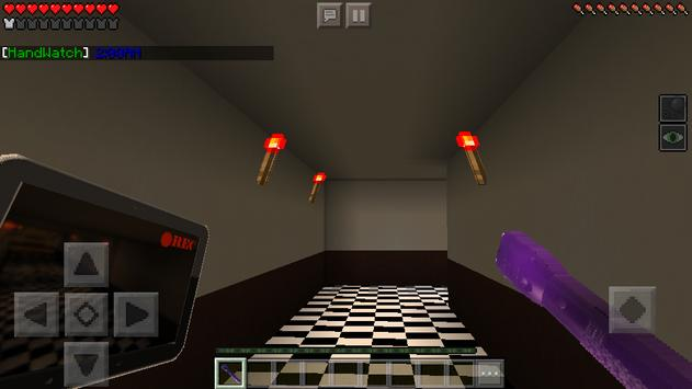 Map Five Nights at Freddy's FNAF for Minecraft screenshot 5