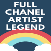 FULL CHANEL ARTIST LEGEND icon