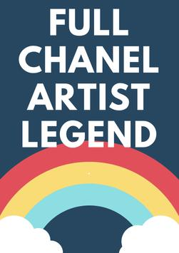 FULL CHANEL ARTIST LEGEND screenshot 1