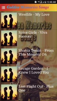 Golden Memories Song screenshot 3
