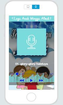 Lagu Sekolah Minggu Abadi apk screenshot