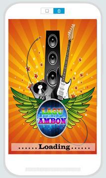 Lagu Ambon poster
