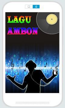 Lagu Ambon apk screenshot